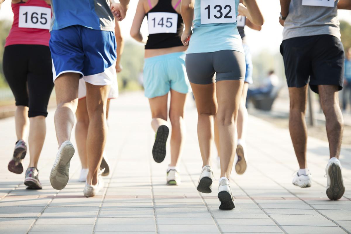 Corrida de rua: cuide dos seus ossos para correr melhor!