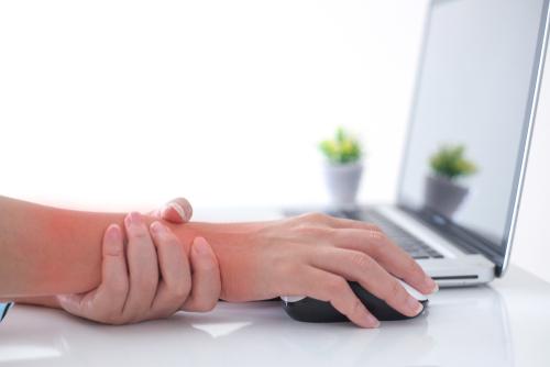 6 dicas para evitar a dor no punho